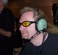 Link to Photos of John Schlick the Lighting Designer.  Many while working at events.